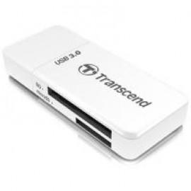 Кардридер Transcend TS-RDF5W 5-in-1 USB 3.0 White
