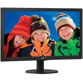 LED-монитор Philips 223V5LHSB/01 Black