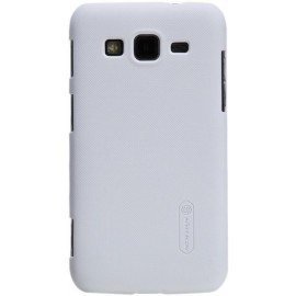 Чехол Nillkin Samsung I8580 - Super Frosted Shield White