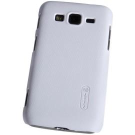 Чехол Nillkin Samsung I8580 - Super Frosted Shield White