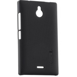 Чехол Nillkin Nokia X2 - Super Frosted Shield Black