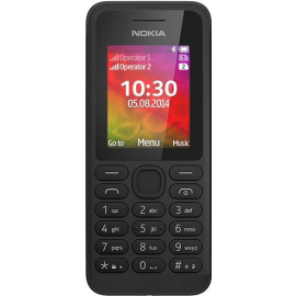 Мобильный телефон Nokia 130 Dual SIM Black