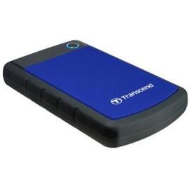 "Накопитель Transcend 1TB TS1TSJ25H3B Storejet 2.5"" H3 USB 3.0 Blue"