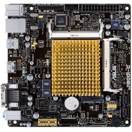 Материнская плата Asus MiniITX Celeron J1800 (2.41GHz) J1800I-C