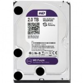 Жесткий диск WD 2Tb 64mb SATA III WD20PURX