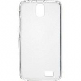 Чехол Melkco Lenovo A328 Poly Jacket TPU Transparent