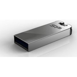 Flash Drive Silicon Power Touch T03 4 GB Transparent, no chain