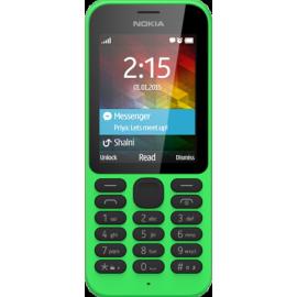 Мобильный телефон Nokia 215 Dual SIM Br_green