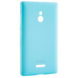 Чехол Melko Nokia XL Poly Jacket TPU Blue