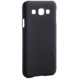 Чехол Nillkin Samsung E5/E500 - Super Frosted Shield Black