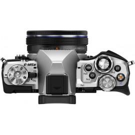 Цифровая системная фотокамера Olympus E-M5 mark II Pancake Zoom 14-42 Kit Silver/Silver