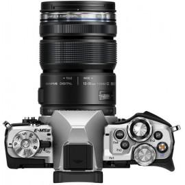 Цифровая системная фотокамера Olympus E-M5 mark II 12-50 Kit Silver/Silver