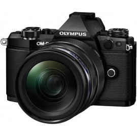 Цифровая системная фотокамера Olympus E-M5 mark II 12-40 PRO Kit black/black