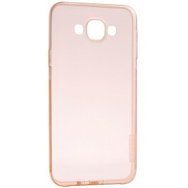 Чехол Nillkin Samsung E7/E700 Nature TPU Brown