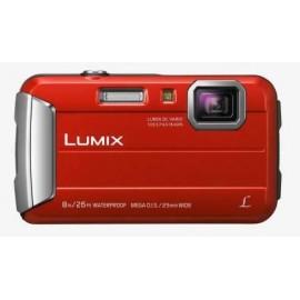 Цифровая фотокамера Panasonic DMC-FT30EE-R Red
