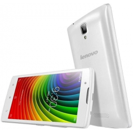 Смартфон Lenovo A2010 Dual Sim White