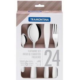 Набор столовых приборов Tramontina MARESIAS X24