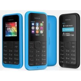 Мобильный телефон Nokia 105 Dual SIM Black
