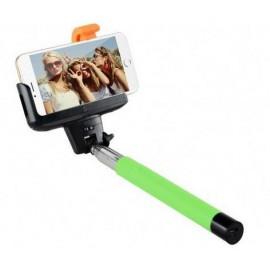 Универсальный беспроводной селфи стик I-MEE Rolipod Selfie Wireless Ctrl Shutter Green