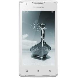 Смартфон Lenovo A1000 Dual Sim White