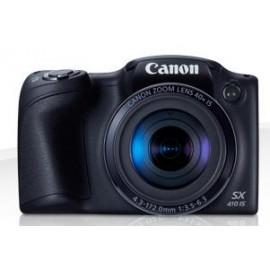 Цифровая фотокамера Canon PowerShot SX410 IS Black