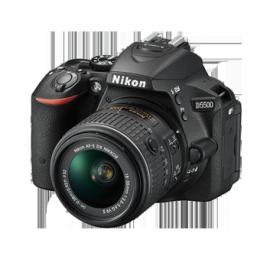 Цифровая зеркальная фотокамера Nikon D5500 Kit 18-105 VR