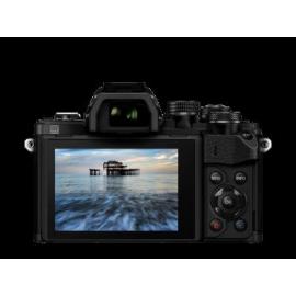 Цифровая системная фотокамера Olympus E-M10 mark II Pancake Zoom 14-42 Kit black/black
