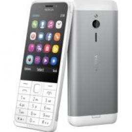 Мобильный телефон Nokia 230 Dual SIM, Silver RM-1172