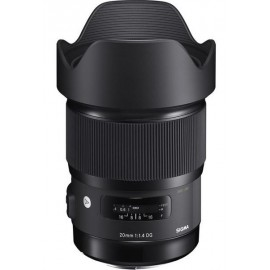 Объектив Sigma AF 20/1.4 DG HSM Art Nikon