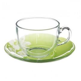Сервиз чайный LUMINARC COTTON FLOWER, 12 предметов