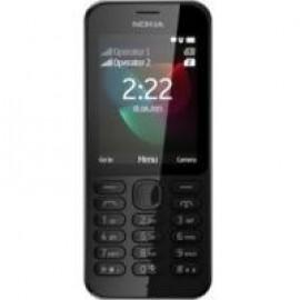 Мобильный телефон Nokia 222 Dual SIM (black) RM-1136