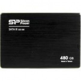 SSD накопитель Silicon Power S60 480Gb SATAIII (SP480GBSS3S60S25)