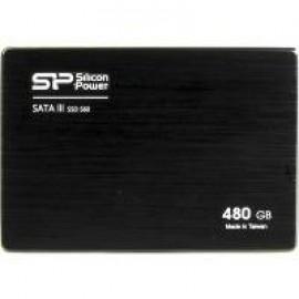 SSD накопитель Silicon Power S60 480Gb SATAIII (SP480GBSS3S60S25)