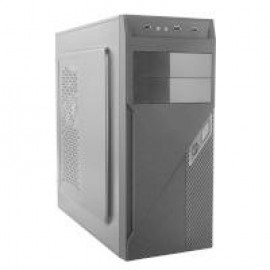 Корпус Logicpower 1716 400W Black case chassis cover
