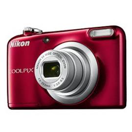 Цифровая фотокамера Nikon Coolpix A10 Red