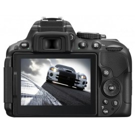 Цифровая фотокамера Nikon KIT D5300 + AF-P 18-55VR