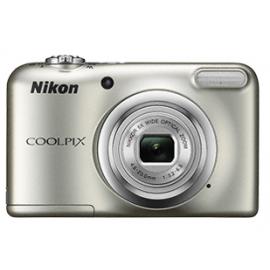 Цифровая фотокамера Nikon Coolpix A10 Silver