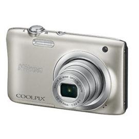 Цифровая фотокамера Nikon Coolpix A100 Silver
