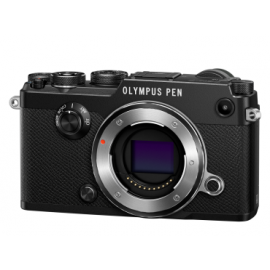 Цифровая фотокамера Olympus PEN-F Body black