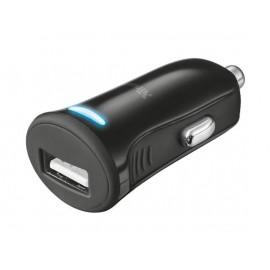 Автомобильное зарядное устройство Trust 12W Car Charger Black