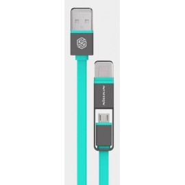 Кабель Nillkin Plus Cable - 120см Green