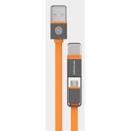 Кабель Nillkin Plus Cable - 120см Orange