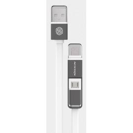 Кабель Nillkin Plus Cable - 120см White
