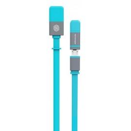 Кабель Nillkin Plus Cable II - 120см Blue