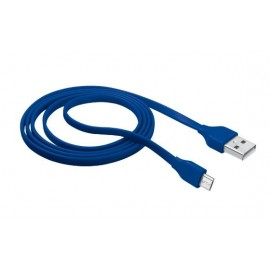 Кабель Trust URBAN Micro-USB Cable 1m Blue