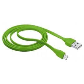 Кабель Trust URBAN Micro-USB Cable 1m Lime
