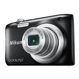 Цифровая фотокамера Nikon Coolpix A100 Black