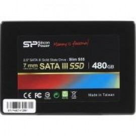 SSD накопитель Silicon Power S55 480Gb SATAIII (SP480GBSS3S55S25)