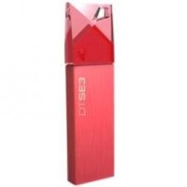 Flash Drive Kingston DTSE3 8 GB Red