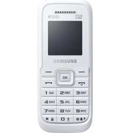 Мобильный телефон Samsung SM-B110E ZWA White